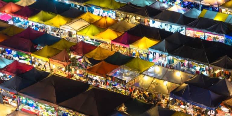 market-places