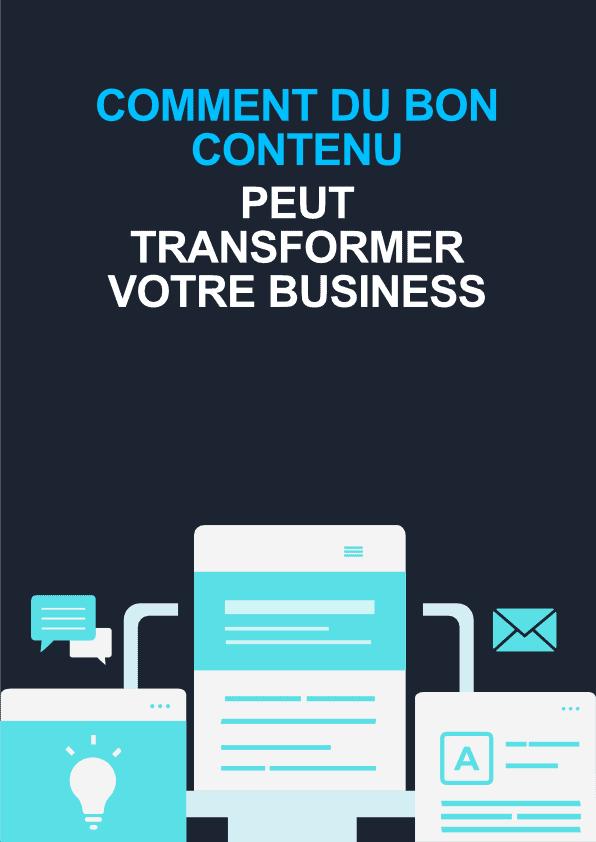 contenu narration business