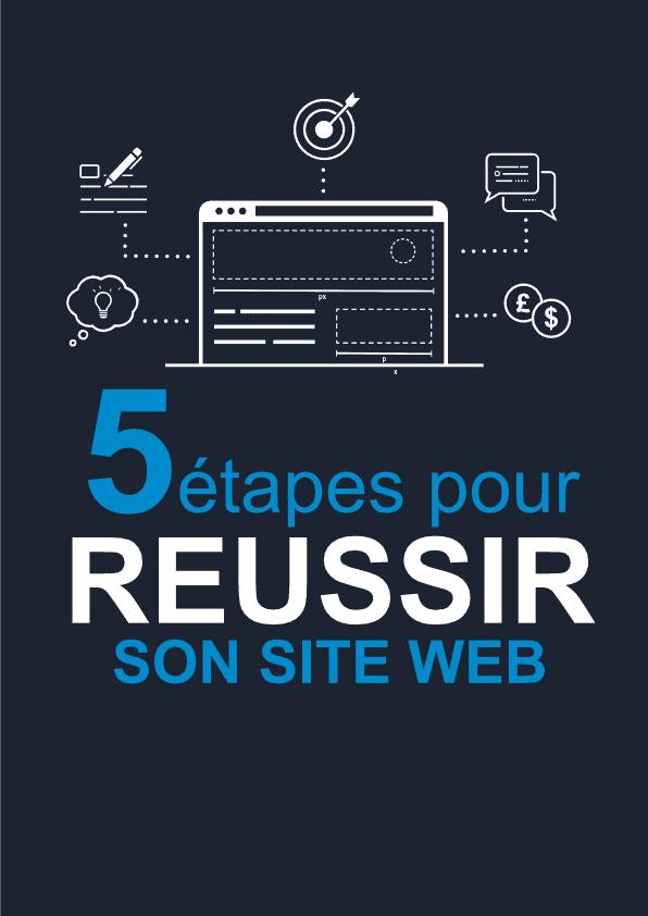 réussir site Web